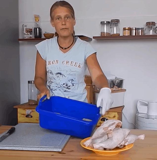 BARF Küche Kurs